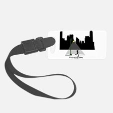 Other's Sleep Women's Running Luggage Tag