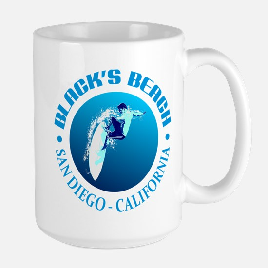 Black's Beach Mugs