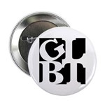 GLBT Black Pop Button