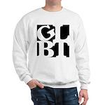 GLBT Black Pop Sweatshirt