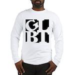 GLBT Black Pop Long Sleeve T-Shirt