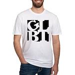 GLBT Black Pop Fitted T-Shirt