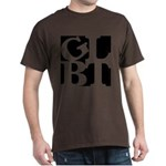 GLBT Black Pop Dark T-Shirt