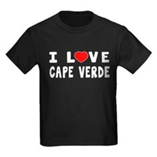 I Love Cape Verde T