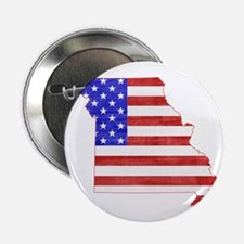 """Missouri Flag 2.25"""" Button"""