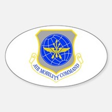 USAF Air Mobility Command Oval Decal
