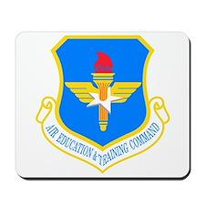 USAF Education & Training Command Mousepad