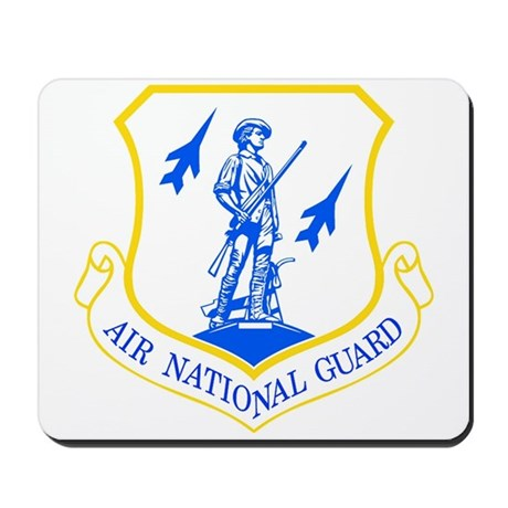 Air National Guard Mousepad