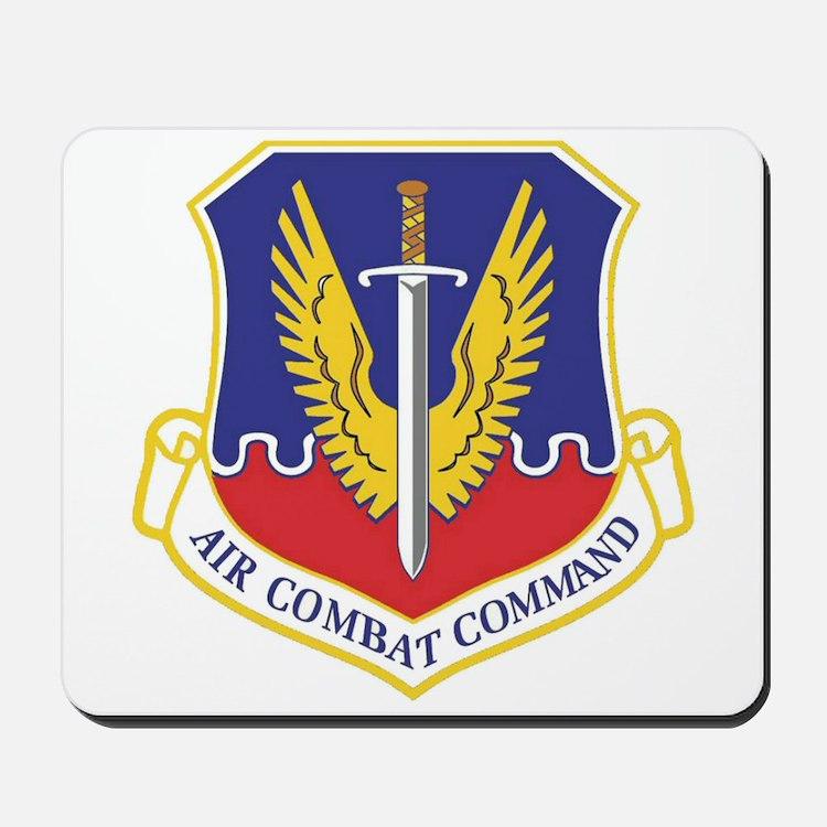 USAF Air Combat Command Mousepad