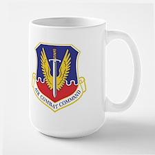 USAF Air Combat Command Ceramic Mugs