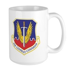 USAF Air Combat Command Ceramic Mugs