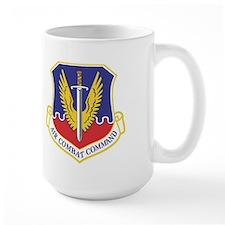 USAF Air Combat Command Mug
