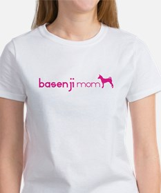 Basenji Mom Women's T-Shirt