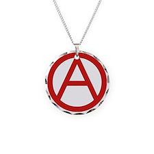 Anarchy Symbol Necklace
