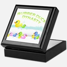 Ducky Keepsake Box