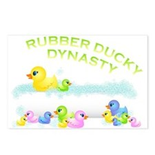 Ducky Postcards (Package of 8)