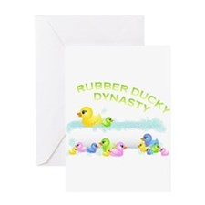 Ducky Greeting Cards