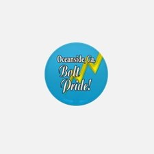 Oceanside Bolt Pride Mini Button