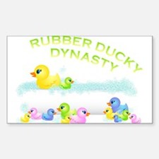 Ducky Decal