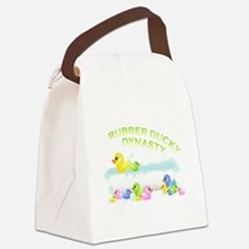 Ducky Canvas Lunch Bag