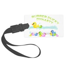 Ducky Luggage Tag