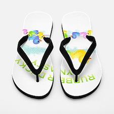 Ducky Flip Flops