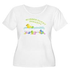 Ducky Plus Size T-Shirt