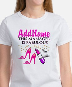 PERSONALIZE MANAGER Women's T-Shirt