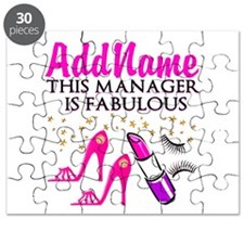 PERSONALIZE MANAGER Puzzle