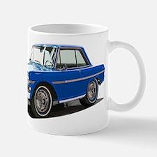 BabyAmericanMuscleCar_63NovA_Blue Mugs
