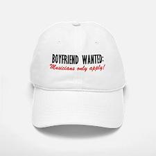Boyfriend Wanted Baseball Baseball Cap