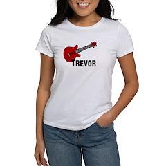Guitar - Trevor Women's T-Shirt