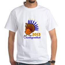 Thanksgivukkah 2013 Menurkey T-Shirt