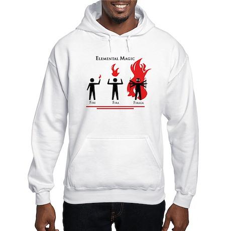 Elemental Magic - Firaga Hooded Sweatshirt