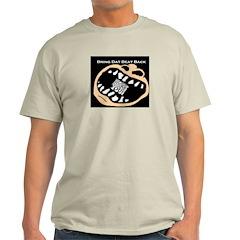 bring dat hip hop back Ash Grey T-Shirt