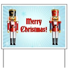 Nutcrackers Yard Sign