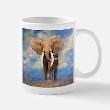Bull Elephant Mug