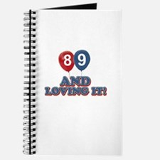 89 years and loving it Journal
