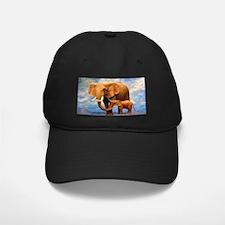 Elephant Mother Baseball Hat
