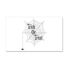 Trick Or Treat Spider Car Magnet 20 x 12