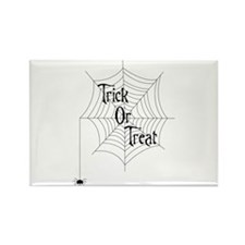 Trick Or Treat Spider Magnets