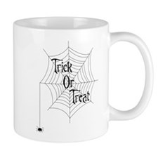 Trick Or Treat Spider Mugs