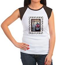 Venetian Gondola Boat i Women's Cap Sleeve T-Shirt