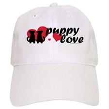 Puppy Love Baseball Cap