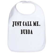 Call Me Bubba Bib
