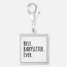 Best Babysitter Ever Charms