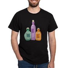 Halloween Bottles T-Shirt