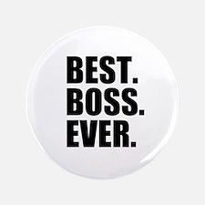 """Best Boss Ever 3.5"""" Button"""