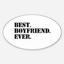 Best Boyfriend Ever Decal