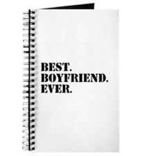 Best Boyfriend Ever Journal